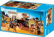Playmobil Western 5248 Caravana con Bandidos - New and sealed