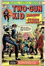 Two Gun Kid #125 (Aug 1975, Marvel) Good/VG