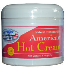 HOT CREAM CREMA REDUCTORA 4 Oz BODY FAT BURNER LIPO GEL REDUCTOR QUEMA GRASA