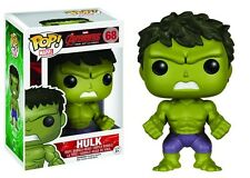 "MARVEL AVENGERS AGE OF ULTRON HULK 3.75"" VINYL FIGURE POP NEW FUNKO"