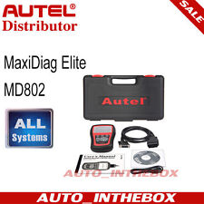 Autel MD802 All System DS model Scan Diagnostic Tool Airbag Oil Service Reset