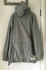 ISSEY MIYAKE FINAL HOME Jacket Full Face Hood Anorak Windcheater Reflective L XL
