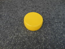 1 Kloat mit Bleikern in den Farbe Gelb / Boßeln / Scheiben / Kloats