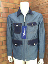 JUNYA WATANABE FOR COMME des GARCONS MAN CHAMBRAY WORK JACKET SIZE M RETAIL £550