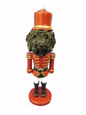 Labradoodle Black Dog Toy Soldier Nutcracker Christmas Ornament