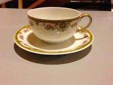 Limoge France Cups and Saucers  Pre-Owned