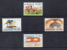 Holanda Dibujos Infantiles Serie del año 1976 (DA-120)
