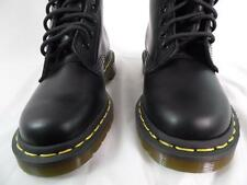 DR MARTENS 1914 BLACK SMOOTH LEATHER 14 EYE CLASSIC SOFT TOE BOOTS NOS UK 3