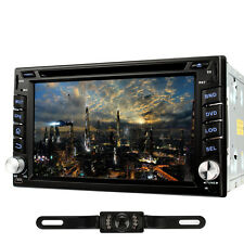 "Caméra+6.2"" Car DVD Player Android 5.1 QUAD CORE Autoradio Stereo GPS USB SD DAB"