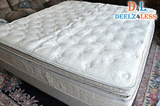 Select Comfort Sleep Number Bed King Size i8 Mattress Model Chamber Pump iLE i10
