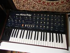 Vintage Korg MP-4 Mono/Poly MONOPOLY Analog Synthesizer analogue synth