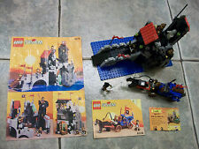 vintage Lego Castle LOT 6075 wolfpack tower 6038 wolf pack renegades wagon sets