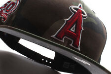 Anaheim Angels (camo/red) New Era 9Fifty Adjustable Snapback