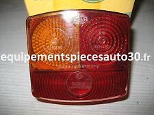 CABOCHON FEU ARRIERE GAUCHE TRACTEUR FENDT CASE IH REF 9EL114972001