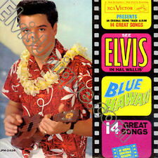 Elvis Presley - Blue Hawaii Original Mono First Press LP