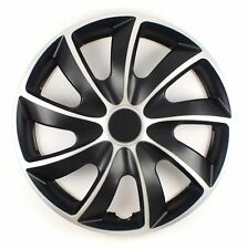 "SET OF 4 15"" WHEEL TRIMS,RIMS TO FIT SKODA FABIA, RAPID + GIFT #O"