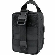 Condor 191031 Tactical MOLLE Rip-Away Lite EMT Medic Utility Tool Pouch Black