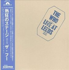 The Who: Live at Leeds [2 CD Deluxe Edition w/ Bonus tracks] Nov-2008 Universal