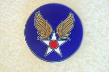 US USA USAF Army Air Corp Military Hat Lapel Pin