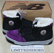NEW BALANCE A03BP BOOT BLACK PURPLE US 11 M574 998 1500 grey white navy usa