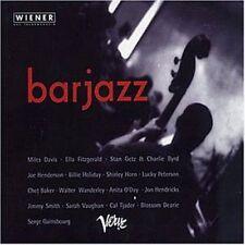 Barjazz 1 (Verve, 1994) Shirley Horn, Miles Davis, Chet Baker, Lucky Pete.. [CD]