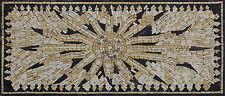 Beautiful Shiny Bright Universe Star Sun Wall Hanging Marble Mosaic GEO2600