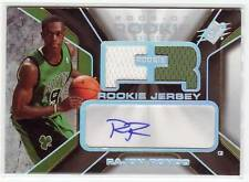 Rajon Rondo Kings 2006-07 SPx Auto Jersey Rookie Card rC #/ 1199 NM-MT QTY
