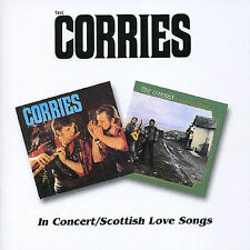 In Concert/Scottish Love Songs by The Corries (CD, Jul-1997, Bgo)