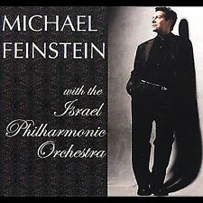 1 CENT CD With the Israel Philharmonic Orchestra - Michael Feinstein