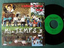 MI-TEMPS 3 - ANDRE MARTRES: L'amour béton / Dédé - 45T SP 1994 TOURNEFEUILLE