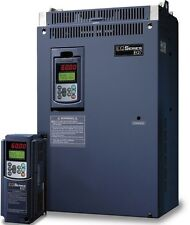 50 HP 3 PHASE 230 VOLTS TECO IP 20 VARIABLE FREQUENCY DRIVE EQ7-2050-C NEW