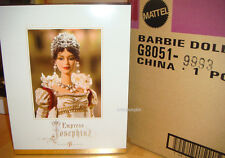 Barbie Empress Josephine Barbie Doll NRFB W/Shipper xb700