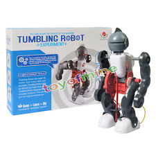 Tumbling Robot Science Kit / DIY Robot Toy Experiment Kit & Science Guide