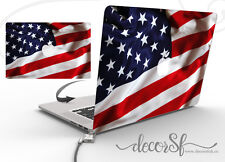 America 13 inch Macbook wrap cover - cover for macbook 13 inch - macbook decals