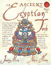 An Ancient Egyptian Tomb (Spectacular Visual Guides),Jacqueline Morley,Excellent