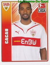 394 CACAU GERMANY VfB STUTTGART セレッソ大阪 STICKER TOPPS BUNDESLIGA 2010