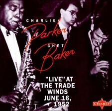 Live at Trade Winds by Charlie Parker (Sax) (CD, Nov-1995, Le Jazz)