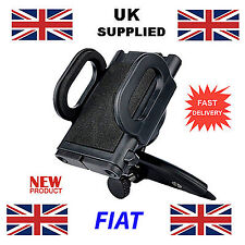 Fiat Car Mobile Phone iphone or GPS fits CD Slot Holder style 1