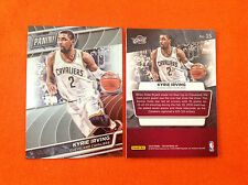2016 Panini National VIP Gold Chrome Base KYRIE IRVING Cavaliers #15