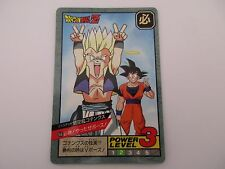 Carte DRAGON BALL Z DBZ Super Battle Power Level Part 15 N°658 - BANDAI 1995 Jap