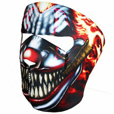 Biker Motorrad Face Mask Chopper Smoking Clown Zigarre Skull Maske Sturmhaube