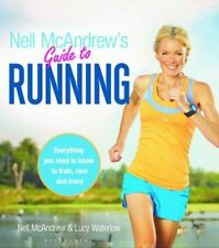 Nell McAndrew's Guide to Running: Everything You Need to Know to Train, Race NEW