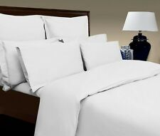 SUPER KING SIZE EGYPTIAN COTTON 400 THREAD COUNT 12'' DEEP FITTED SHEET WHITE