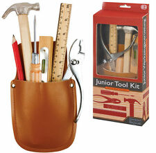 JUNIOR DIY TOOL KIT SET CRAFT TOY BOY GIRL TRADITIONAL CHRISTMAS STOCKING FILLER