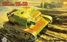 TK-SD POLISH SELF-PROPELED GUN 1/35 RPM panzer (tks)
