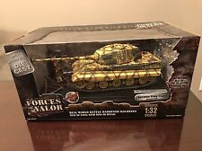 Forces of Valor 1:32, German King Tiger, Berlin 1945, 80201