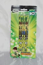 Ben 10, Pack of 6 pencils [ Ages 3+ ]