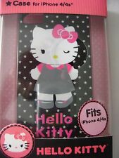 Official License Hello Kitty Shell Case Cover For IPhone 4/4S