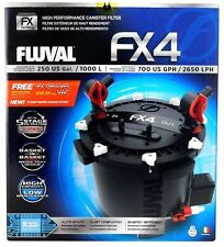 FLUVAL FX4 External Filter - Canister - Marine - Malawi - Aquarium - BRAND NEW