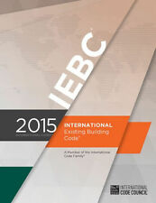 2015 International Existing Building Code (IEBC) by ICC (PDF on CD)